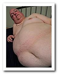 Cute Fat Guy